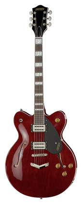 Полуакустическая гитара Gretsch G2622 Walnut Streamliner полуакустическая гитара gretsch brian setzer g6120 sslvo