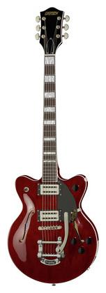 Полуакустическая гитара Gretsch G2655T WLN Streamliner полуакустическая гитара gretsch brian setzer g6120 sslvo