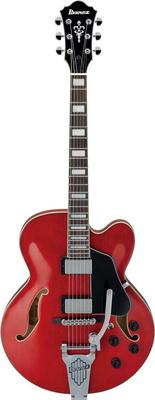 Полуакустическая гитара Ibanez AFS75T-TCD Artcore электрогитара иных форм ibanez tm302 tfb talman