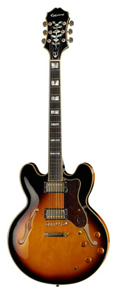 Полуакустическая гитара Epiphone Sheraton-II Pro VS epiphone pro 1 plus acoustic natural