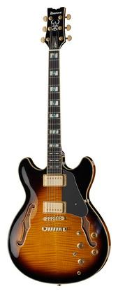 Полуакустическая гитара Ibanez JSM10-VYS John Scofield лампа jsm led