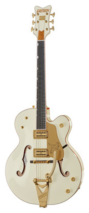 Полуакустическая гитара Gretsch G6136T-59VS White Falcon полуакустическая гитара gretsch brian setzer g6120 sslvo
