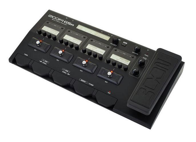 Гитарный процессор для электрогитары Zoom G5n