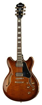 Полуакустическая гитара Ibanez AS93 VLS электрогитара иных форм ibanez tm302 tfb talman