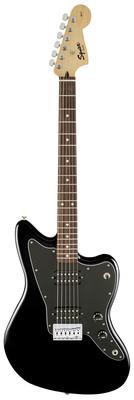 Электрогитара иных форм Fender SQ Affinity Jazzmaster BLK