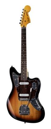 Электрогитара иных форм Fender SQ Vintage Mod Jaguar 3TSB