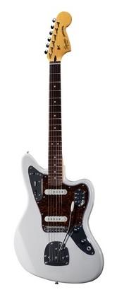 Электрогитара иных форм Fender SQ Vintage Mod Jaguar OWT 5 струнная бас гитара fender sq vintage mod jazz v owt