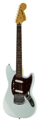 Электрогитара иных форм Fender SQ Vintage Mod Mustang SBL