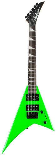 Электрогитара иных форм Jackson JS1X Rhoads Minion Neon Green