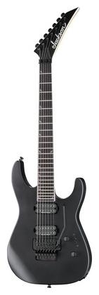Электрогитара 7-струнная Jackson Pro Soloist SL7 Satin Black электрогитара 7 струнная jackson pro dinky dka7m natural