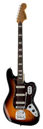 6-струнная бас-гитара Fender SQ VM Modified Bass VI 3CSB 4 струнная бас гитара fender sq vintage mod jazz 3csb