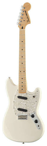 Электрогитара иных форм Fender Mustang MN OW Offset
