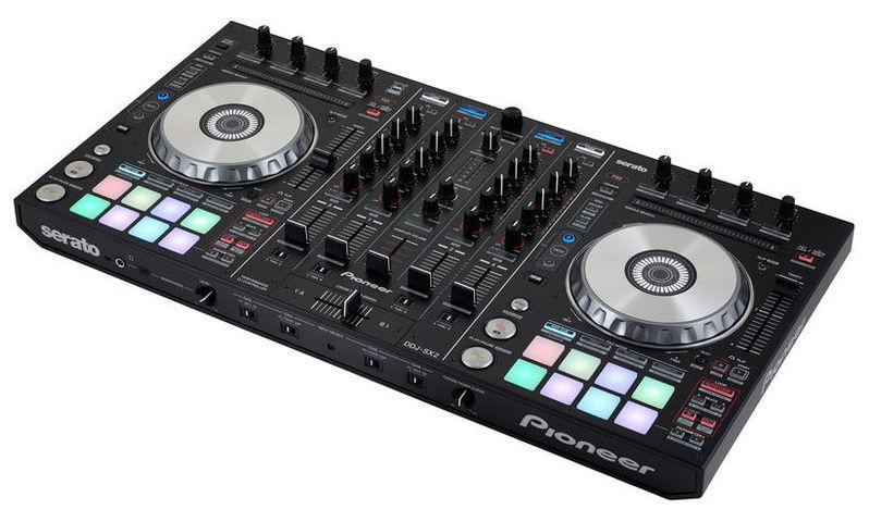 MIDI, Dj контроллер Pioneer DDJ-SX2 dj оборудование в россии недорого