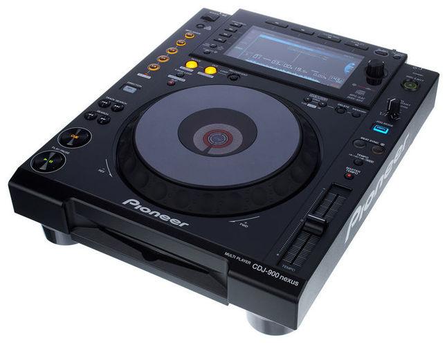 CD проигрыватель Pioneer CDJ-900NXS dj cd проигрыватель pioneer cdj 850