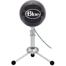 USB микрофон Blue Snowball Bundle-Gloss Black snowball