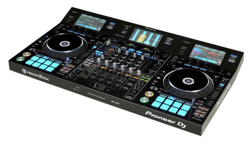 MIDI, Dj контроллер Pioneer DDJ-RZX цена и фото