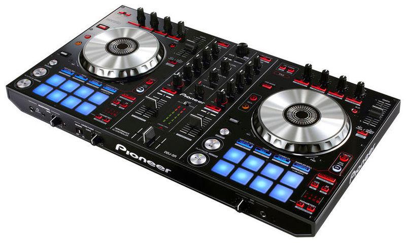 MIDI, Dj контроллер Pioneer DDJ-SR midi контроллер alesis sample pad