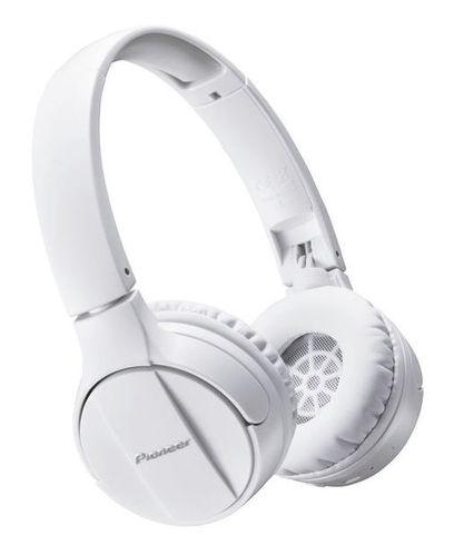 Наушники закрытого типа Pioneer SE-MJ553BT-W White наушники pioneer se mx7 w