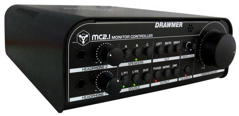 Контроллер, элемент управления Drawmer MC 2.1 контроллер и регулятор для систем охлаждения