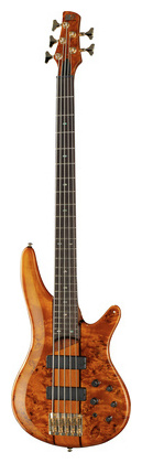 5-струнная бас-гитара Ibanez SR805-AM 5 струнная бас гитара esp ltd f 5e ns