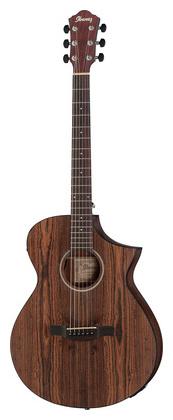 Гитара иной формы Ibanez AEWC31BC-OPN дредноут ibanez aw54 opn