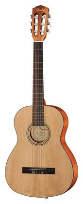 Классическая гитара 3/4 Fender ESC80 Educational 3/4 NT гитара классическая 3 4 в москве