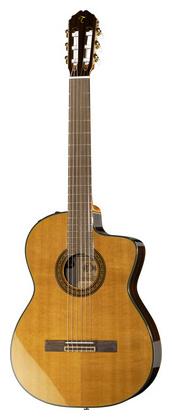 Классическая гитара 4/4 Takamine TC132SC гитара классическая 3 4 в москве