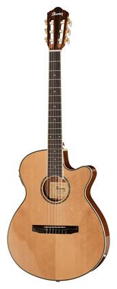 Классическая гитара 4/4 Ibanez AEG10NII-NT гитара классическая 3 4 в москве