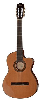 Классическая гитара 4/4 Ibanez GA6CE-AM электроакустическая гитара ibanez aw65ece lg