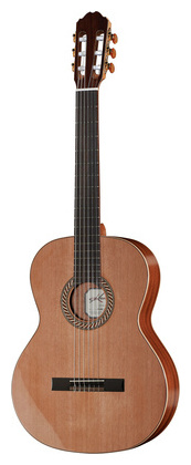 Классическая гитара 4/4 Kremona Sofia SC гитара классическая 3 4 в москве
