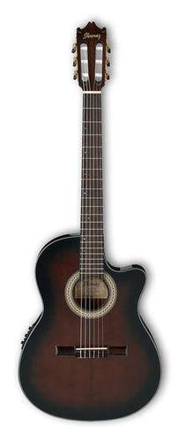 Классическая гитара 4/4 Ibanez GA35TCE-DVS гитара классическая 3 4 в москве