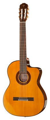 Классическая гитара 4/4 Takamine GC5CE Natural гитара классическая 3 4 в москве