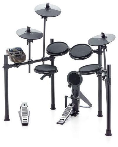 Электронная ударная установка Alesis Nitro Kit электронные барабаны alesis forge kit