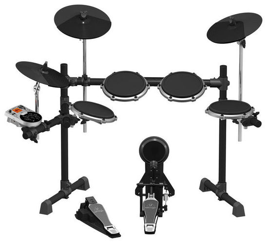 Электронная ударная установка Behringer XD80USB E-Drum Set пульт behringer x1622usb