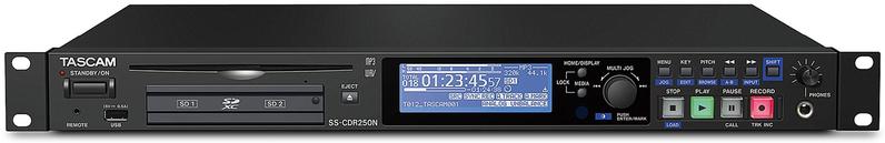 Рекордер Tascam SS-CDR250N tascam tc 8