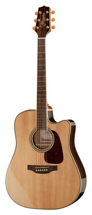 Дредноут Takamine GD71CE-NAT takamine g50 series gn51 nat