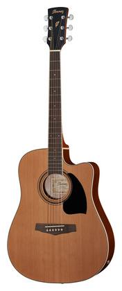 Электроакустическая гитара Ibanez PF17ECE-LG электроакустическая гитара ibanez aw65ece lg