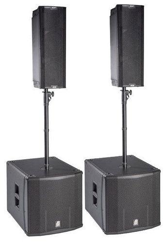 Комплект акустических систем dB Technologies Ingenia IG2 Club-Set контроллер акустических систем db technologies dsx2040