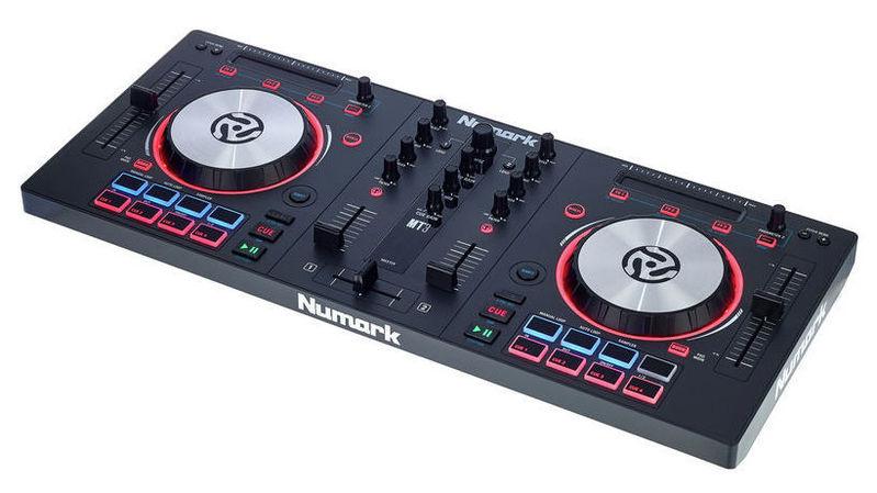 MIDI, Dj контроллер Numark MIXTRACK III цена и фото