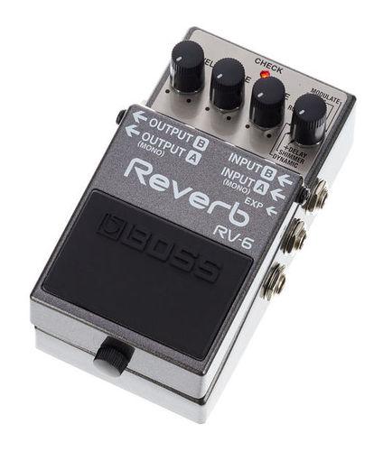 цена на Педаль Reverb/Hall Boss RV-6