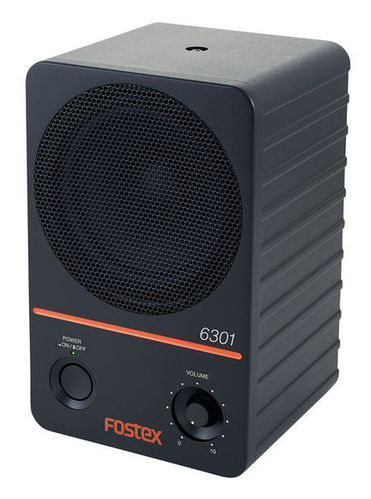 Активный студийный монитор Fostex 6301NB активный студийный монитор fostex 6301nd