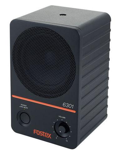 Активный студийный монитор Fostex 6301NX активный студийный монитор fostex 6301nd