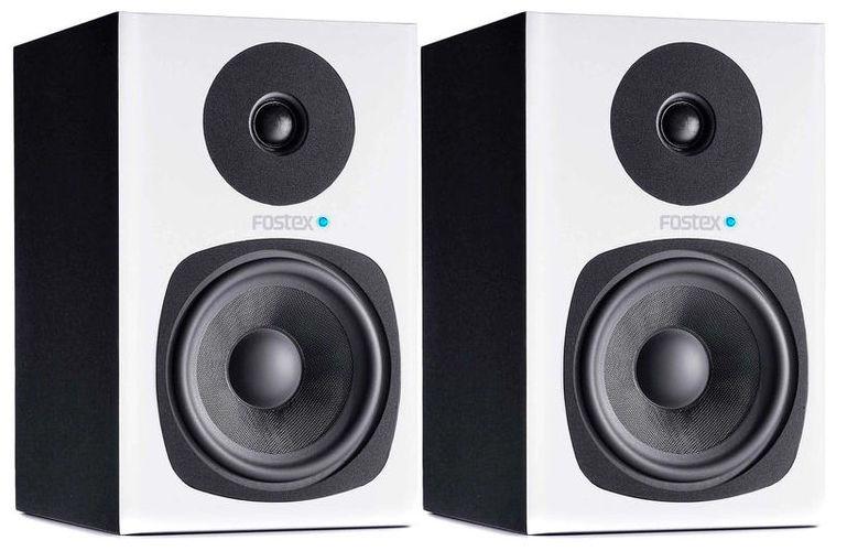 Активный студийный монитор Fostex PM0.5d WH активный студийный монитор fostex 6301nd
