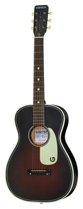 Фолк Gretsch G9500 Jim Dandy Flat Top полуакустическая гитара gretsch brian setzer g6120 sslvo