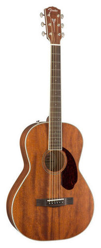 Фолк Fender PM-2 Parlor All Mahogany fender pm 2 deluxe parlor nat page 7