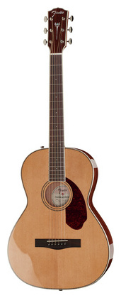 Фолк Fender PM-2 STD Parlor NAT fender pm 2 deluxe parlor nat page 7