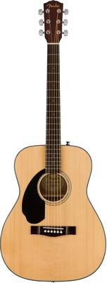 Гитара для левшей Fender CC-60S Lh Nat fender cc 60sce nat