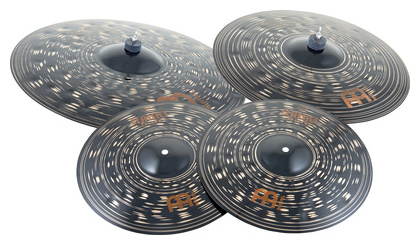 Набор барабанных тарелок Meinl Classics Custom Dark Set купить чай julius meinl в москве