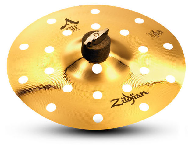 Тарелка сплэш Zildjian 10 A-Custom EFX Splash zildjian 14 a custom hi hat