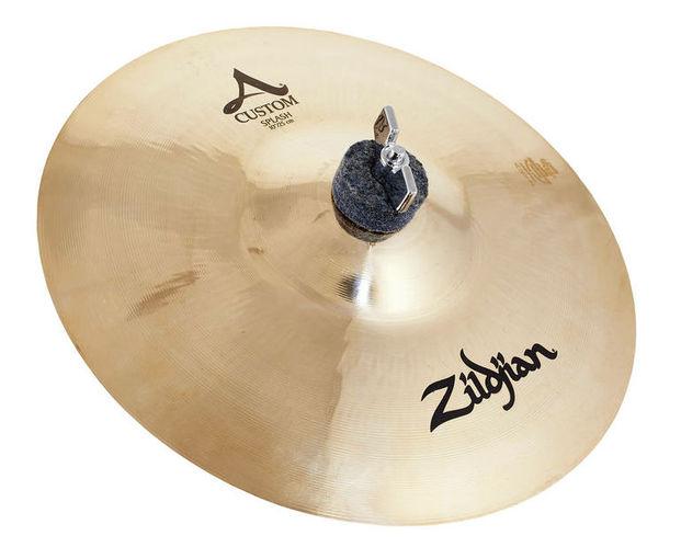 Тарелка сплэш Zildjian 10 A-Custom Splash zildjian 14 a custom hi hat
